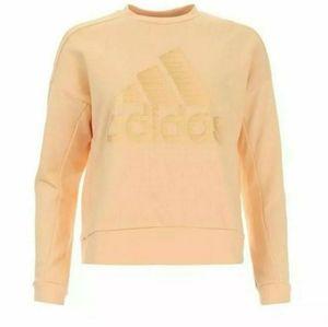 NWT Adidas ID Glam Sweatshirt XS